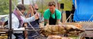Mals vlees of vega in mei