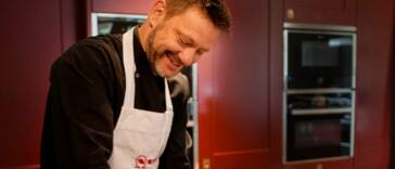 Stel je brandende kookvragen aan NEFF Chef Andy McDonald!