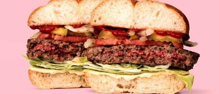 De 'meest-echte' burger zonder vlees