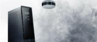 Senzor na detekci kouře ochrání váš domov před požárem