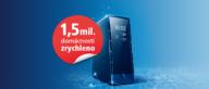 Výrazně jsme zrychlili internet 1,5 milionu domácností