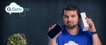 O2 Guru RECENZE: Obstojí v testu iPhone XR?