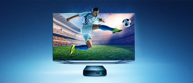 Je tady O2 TV Sport Pack!