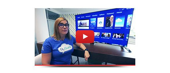 O2 TV: Vytvořte si v Moje Menu vlastní seznam kanálů