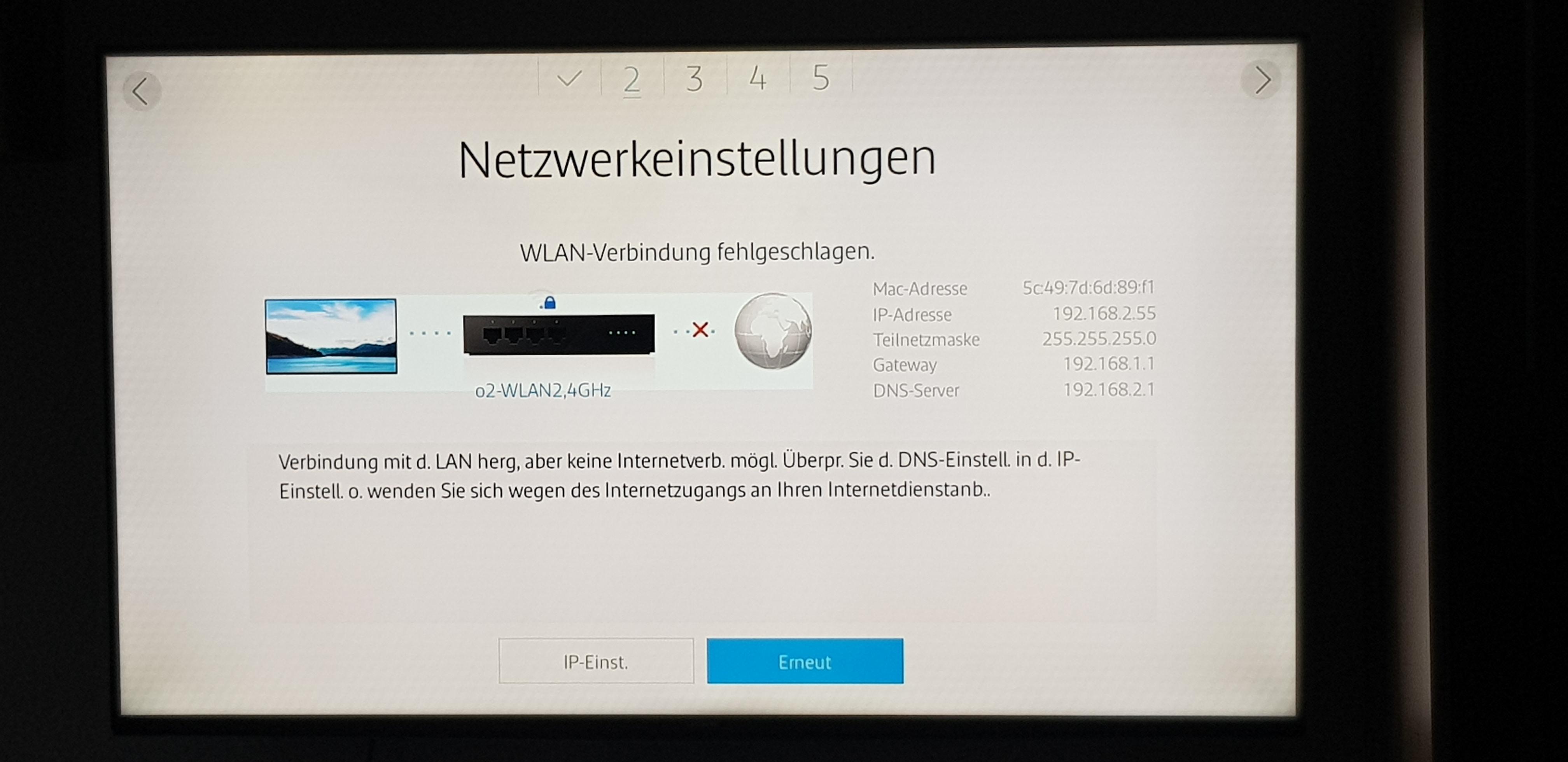 Smart Tvsamsung Hat Keinen Internetzugang O₂ Community