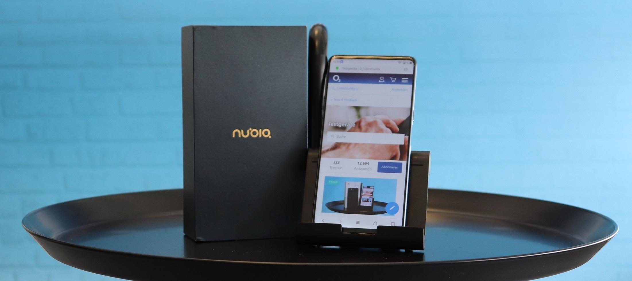 Nubia X Testgerät: Zwei Displays, ein Test!