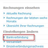o2 my handy bankverbindung ndern o community - Bankverbindung Andern Muster