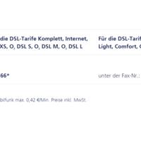 Dringend Fax Nummer Für Dsl Kunden Für Die Kündigung O₂ Community