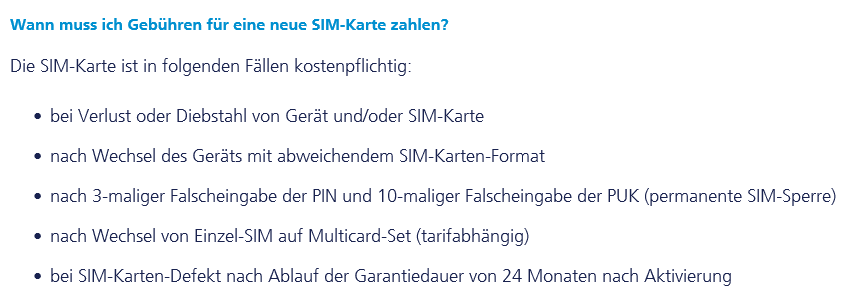 o2 ersatz sim karte kostenlos NANO Sim nach Vertragsverlängerung kostenfrei? | O₂ Community