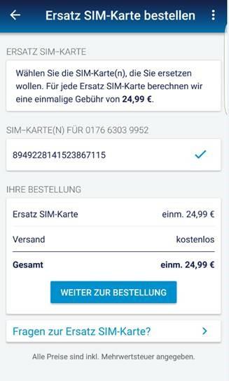 O2 Ersatz Sim Karte Kostenlos.Neue Funktionen In Der Mein O2 App O Community