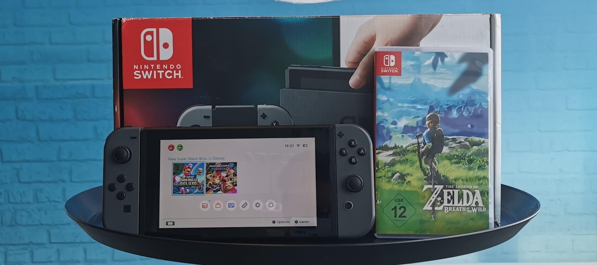 Nintendo Switch Testgerät: Link, Mario, Luigi und Co. warten auf dich! Bewirb dich jetzt!