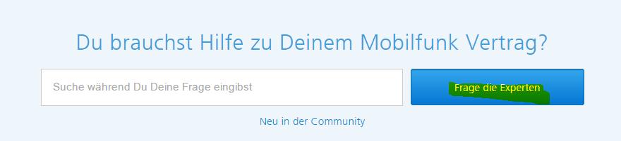 Vertragsverlängerung Geht Online Nicht O₂ Community