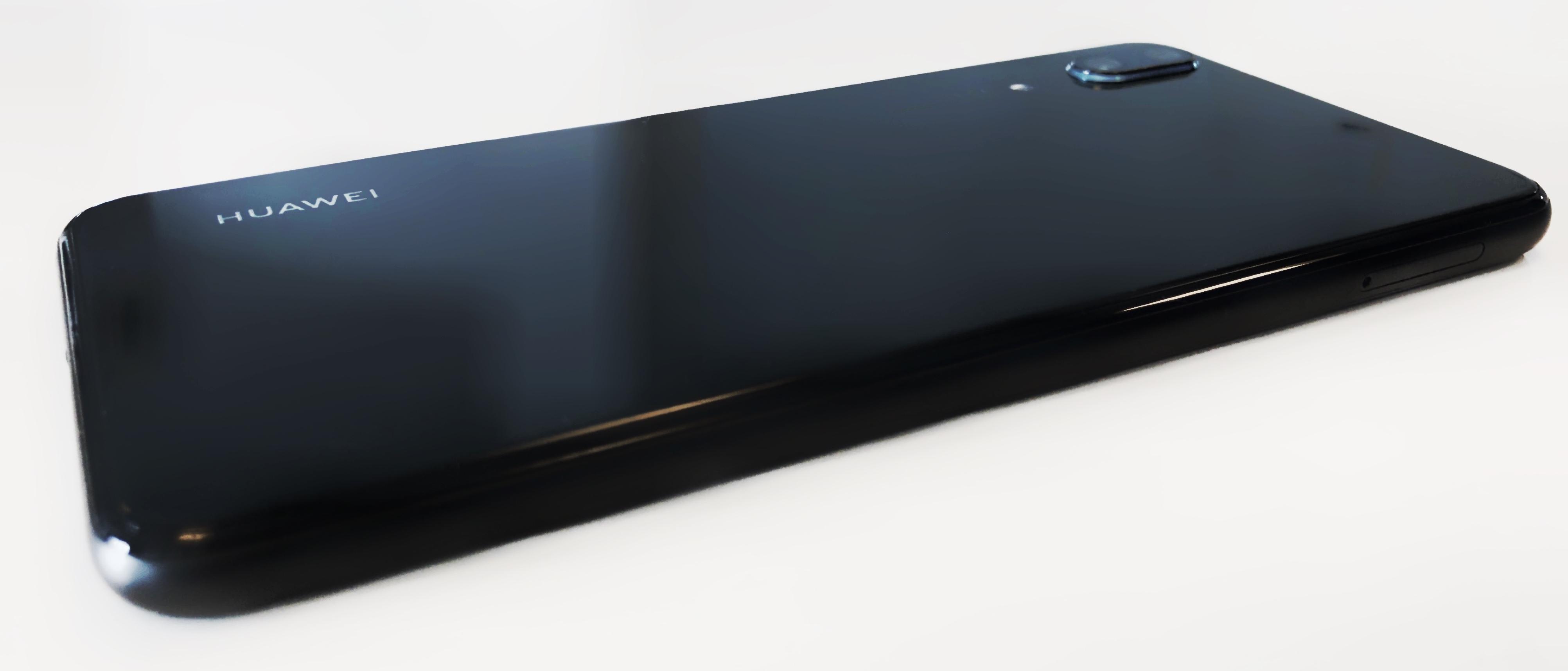 Testgerät Huawei P20