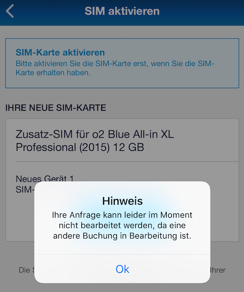 Neue Sim Karte Aktivieren.Aktivierung Esim Zusatz Sim Nicht Moglich O Community
