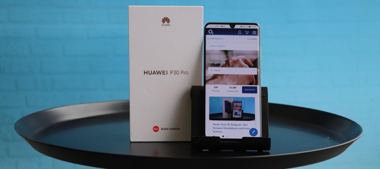 Huawei P30 Pro Testgerät - Tester oder Testerin gesucht! Jetzt bewerben!