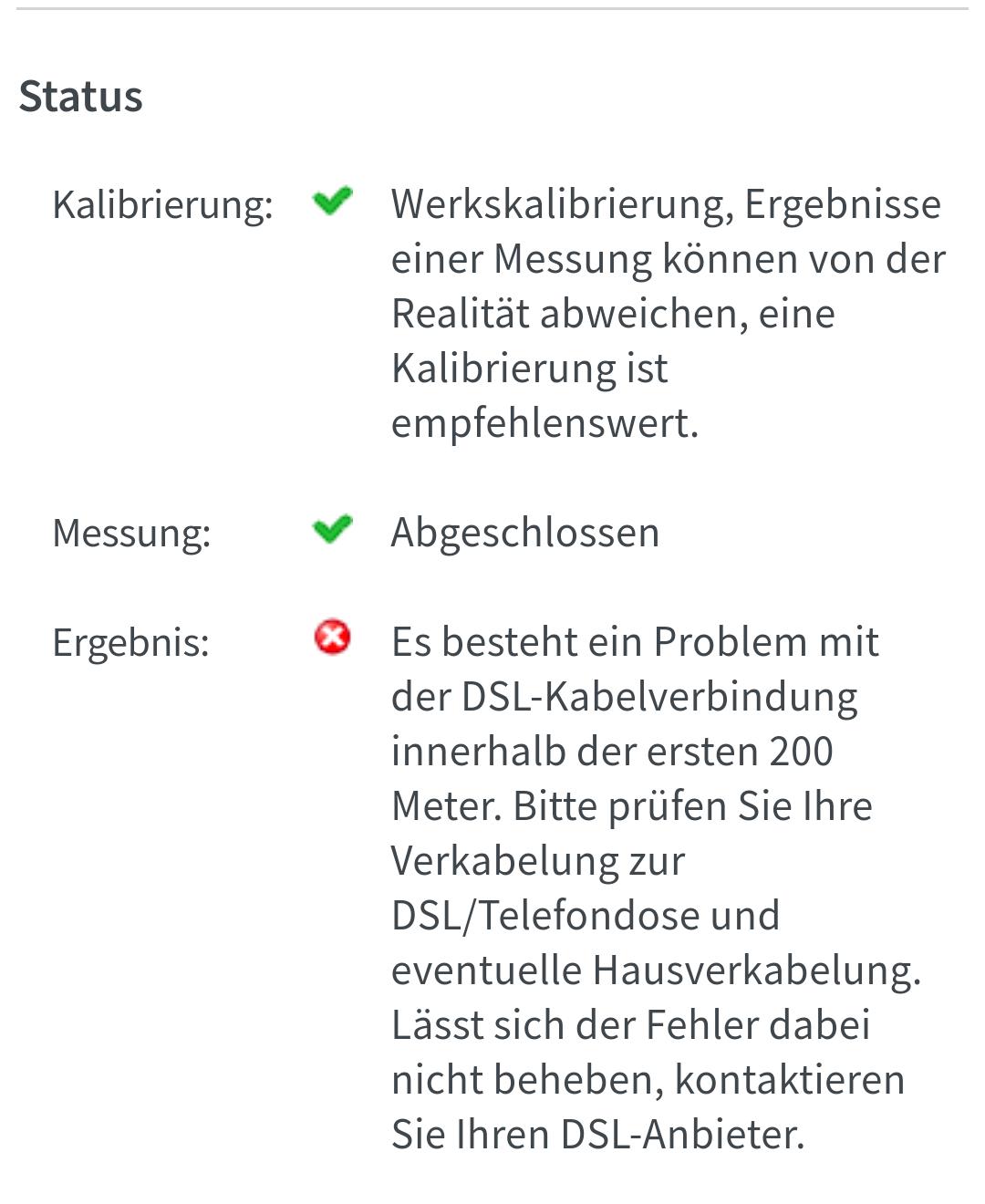 DSL Störung in 73525 | O₂ Community