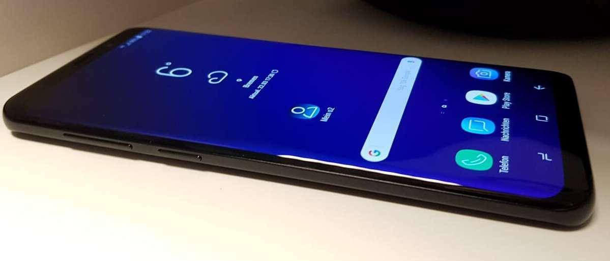 Das Samsung Galaxy S9+ ist wieder als Testgerät verfügbar!