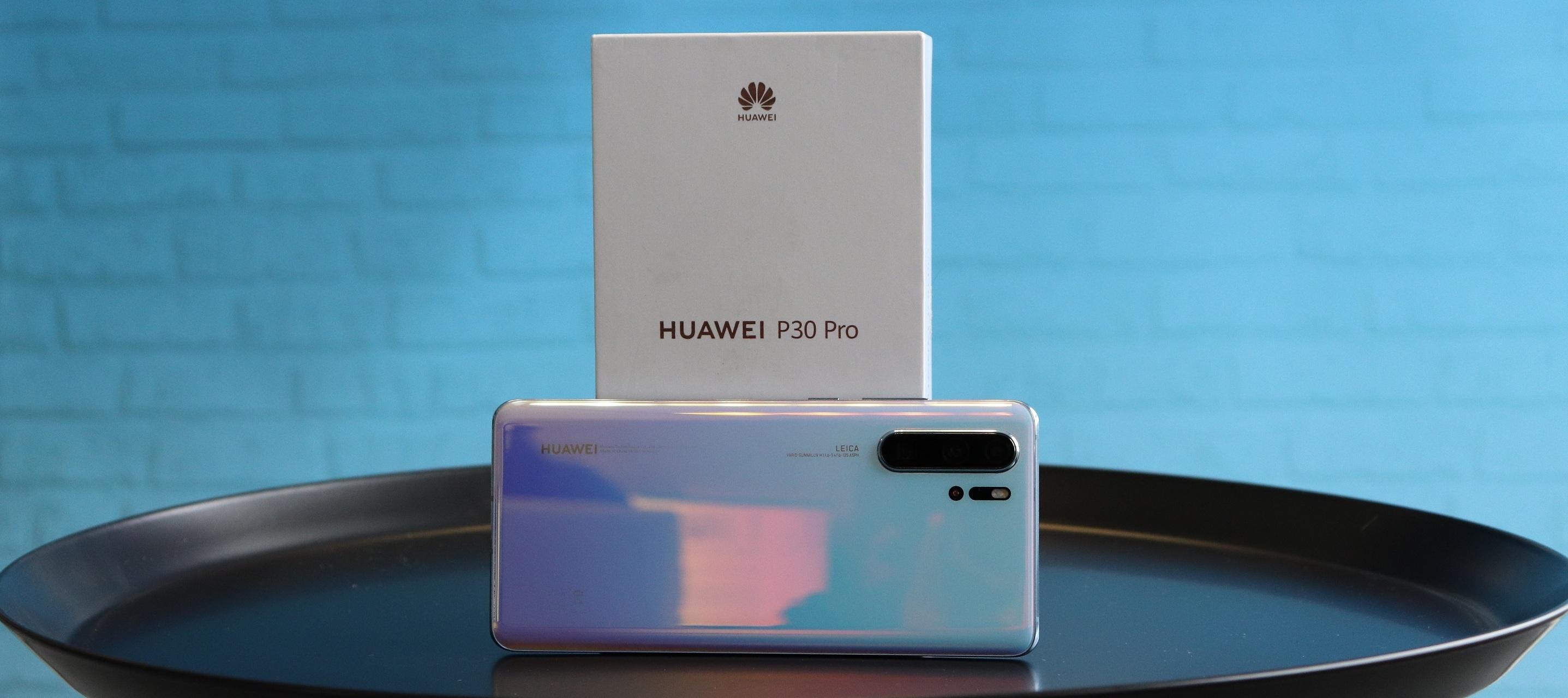 Huawei P30 Pro Testgerät - Teste das neueste Huawei Smartphone in deinen W(H)änden!