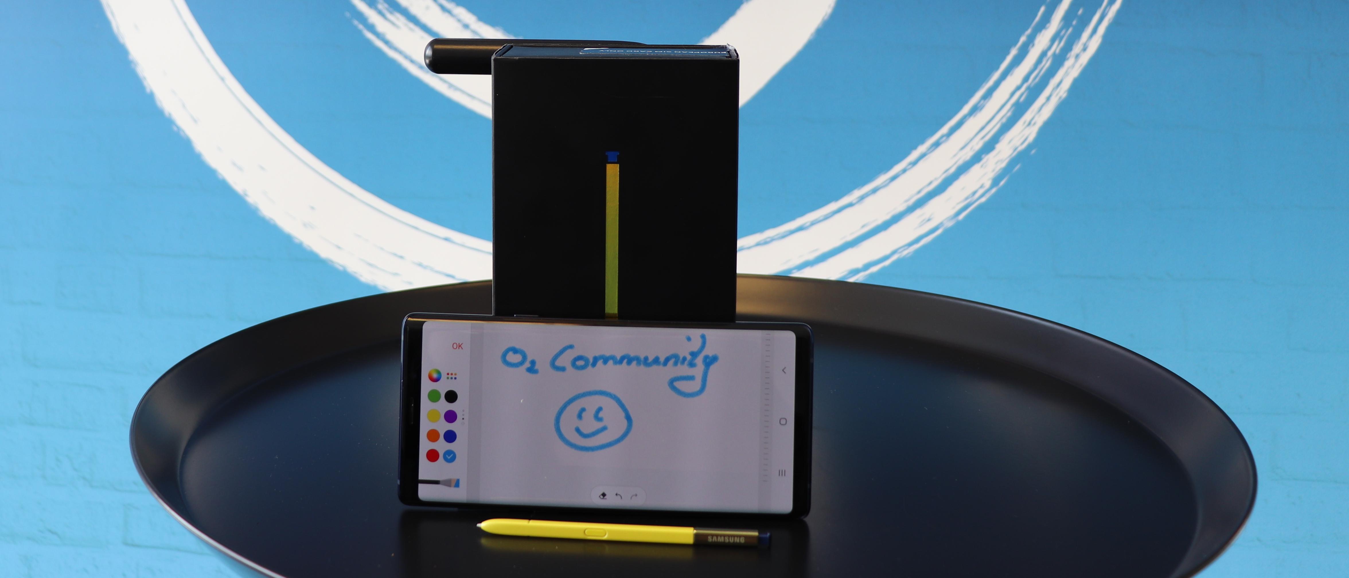 Samsung Galaxy Note 9 - Werde zum Smartphone-Tester of the Galaxy! Bewirb dich jetzt!