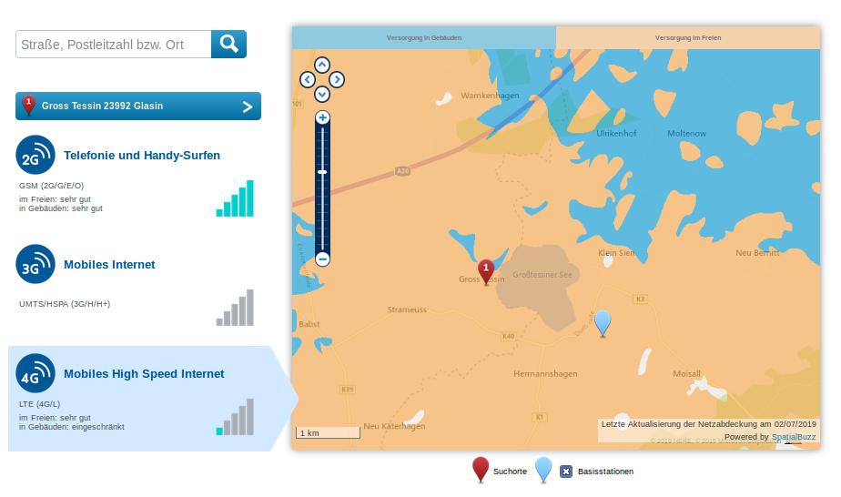 Lte Netzabdeckung Karte.Netzabdeckung Raum Gross Tessin O Community