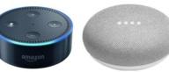 Google Home Mini vs. Amazon Echo Dot