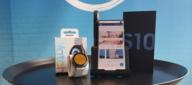 Samsung Galaxy Watch Active + Galaxy S10 Test-Bundle: Bewerben und Tester/in werden!