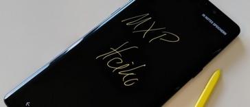 Testbericht - Samsung Galaxy Note 9