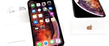 Testgeräte-Bundle: Apple iPhone Xs Max + Apple Watch Series 3