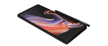 Das Samsung Galaxy Note9 ist auf dem Weg ...