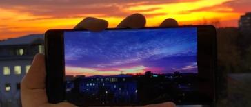 Wer hat den schönsten Sonnenuntergang?