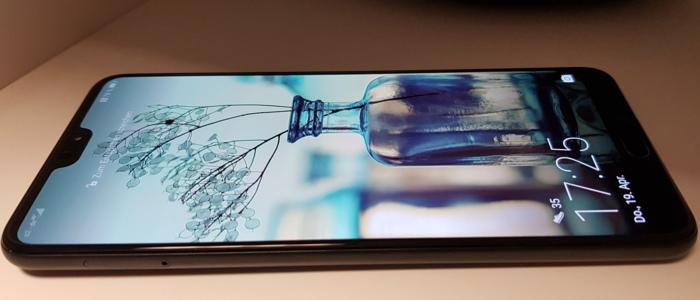 Testgerät: Huawei P20 Pro