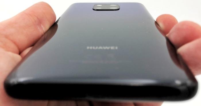 Testgerät: Huawei Mate 20 Pro