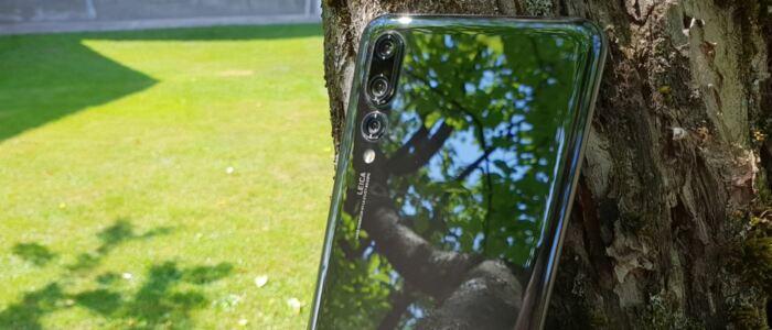 Huawei P20 Pro - ganz kurz angeschaut