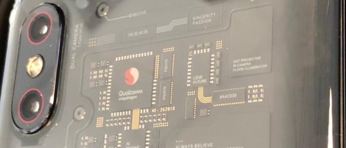 Testgerät: Xiaomi Mi8 Explorer