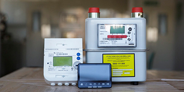 I've got a new SMETS2 smart meter, how do I take a reading?   The