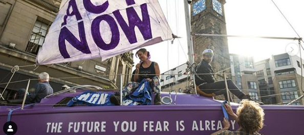 Extinction Rebellion protest in Bristol - what do you think?
