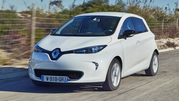 First thousand miles - Renault Zoe