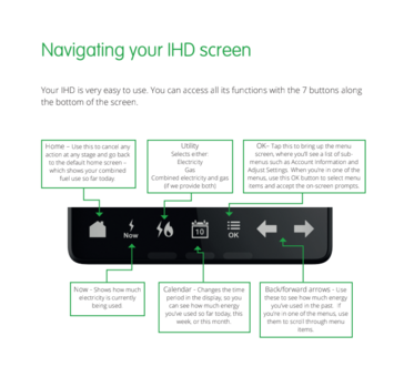 User Guide for the Chameleon IHD