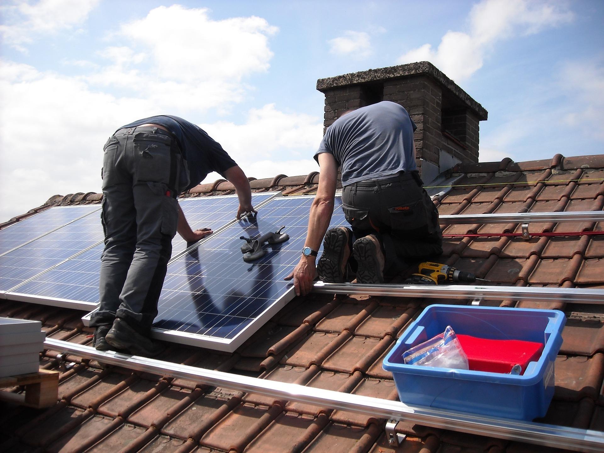 Zou jij zonnepanelen huren?