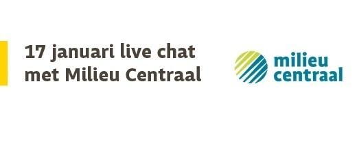 MIS HET NIET - Live chat met Milieu Centraal