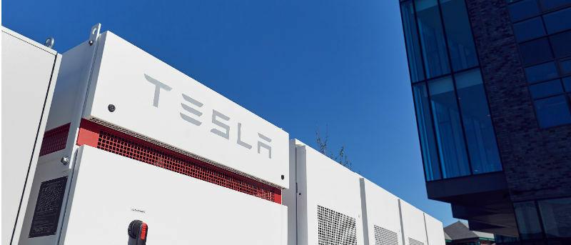 Tesla Powerpacks - Stabiliseert het elektriciteitsnet