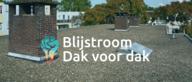 Nieuw zonnedak in het Rotterdamse Liskwartier