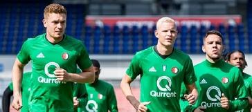 Qurrent nieuwe hoofdpartner Feyenoord
