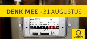 """Geef je op: 31 augustus meedenken over """"aardgas"""" * kan ook telefonisch"""