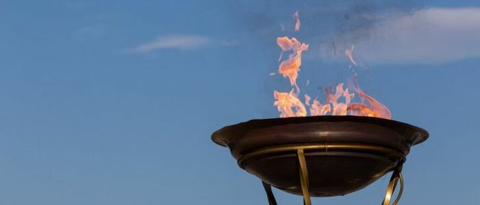 Waarom de Olympische vlam in 2020 op waterstof brandt