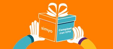 Wij introduceren Simyo Compleet!