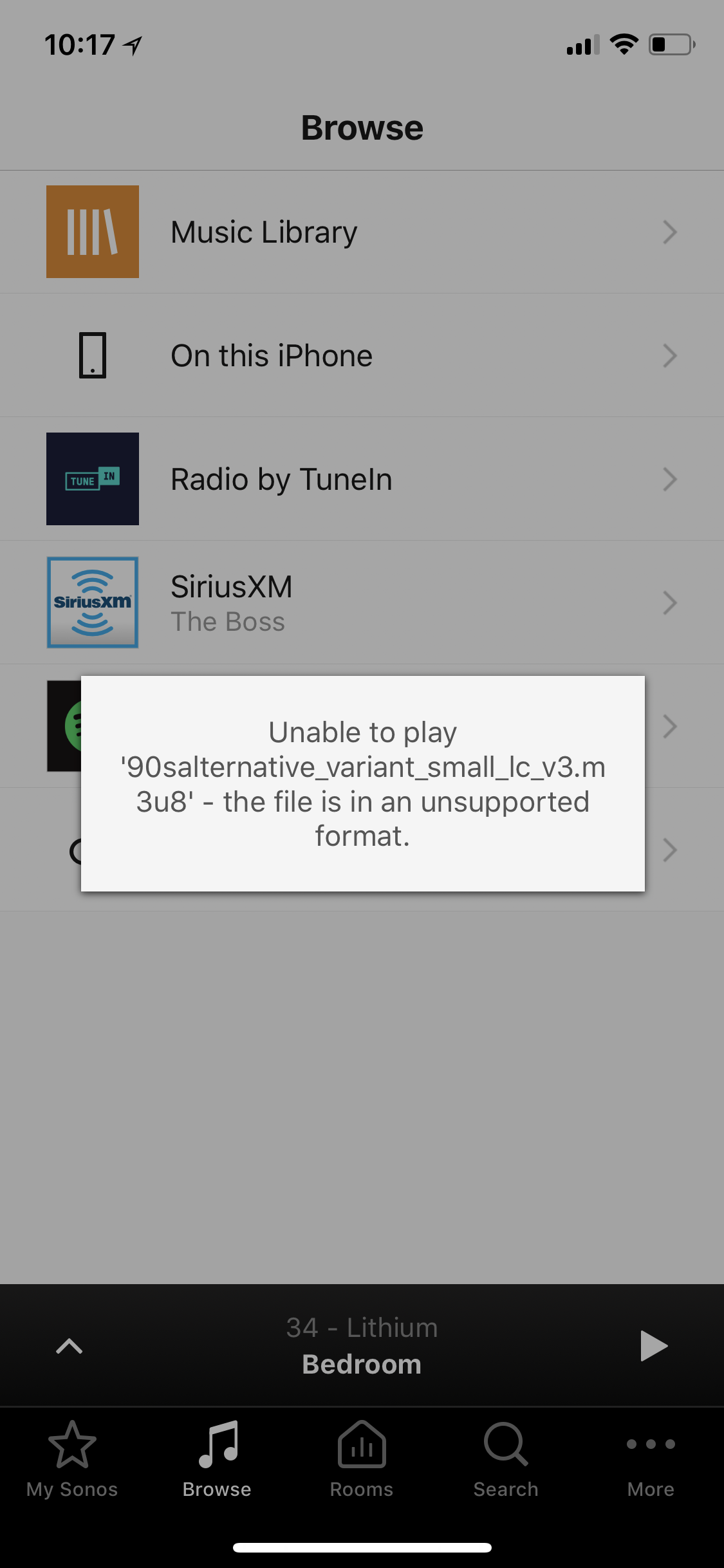 Cannot Download M3u8