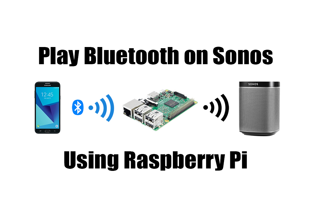 Play Bluetooth on Sonos Using Raspberry Pi | Sonos Community
