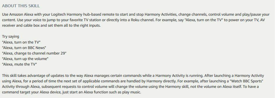 51073bf8b6f Alexa-SONOS-Harmony Issues | Sonos Community