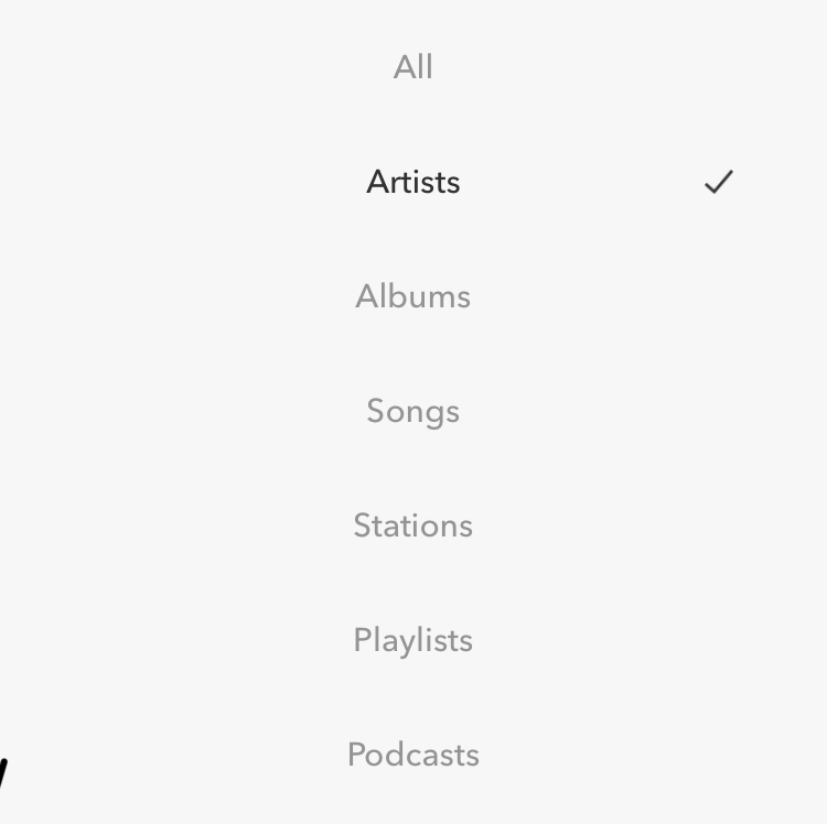 How do I sort Pandora alphabetically? | Sonos Community